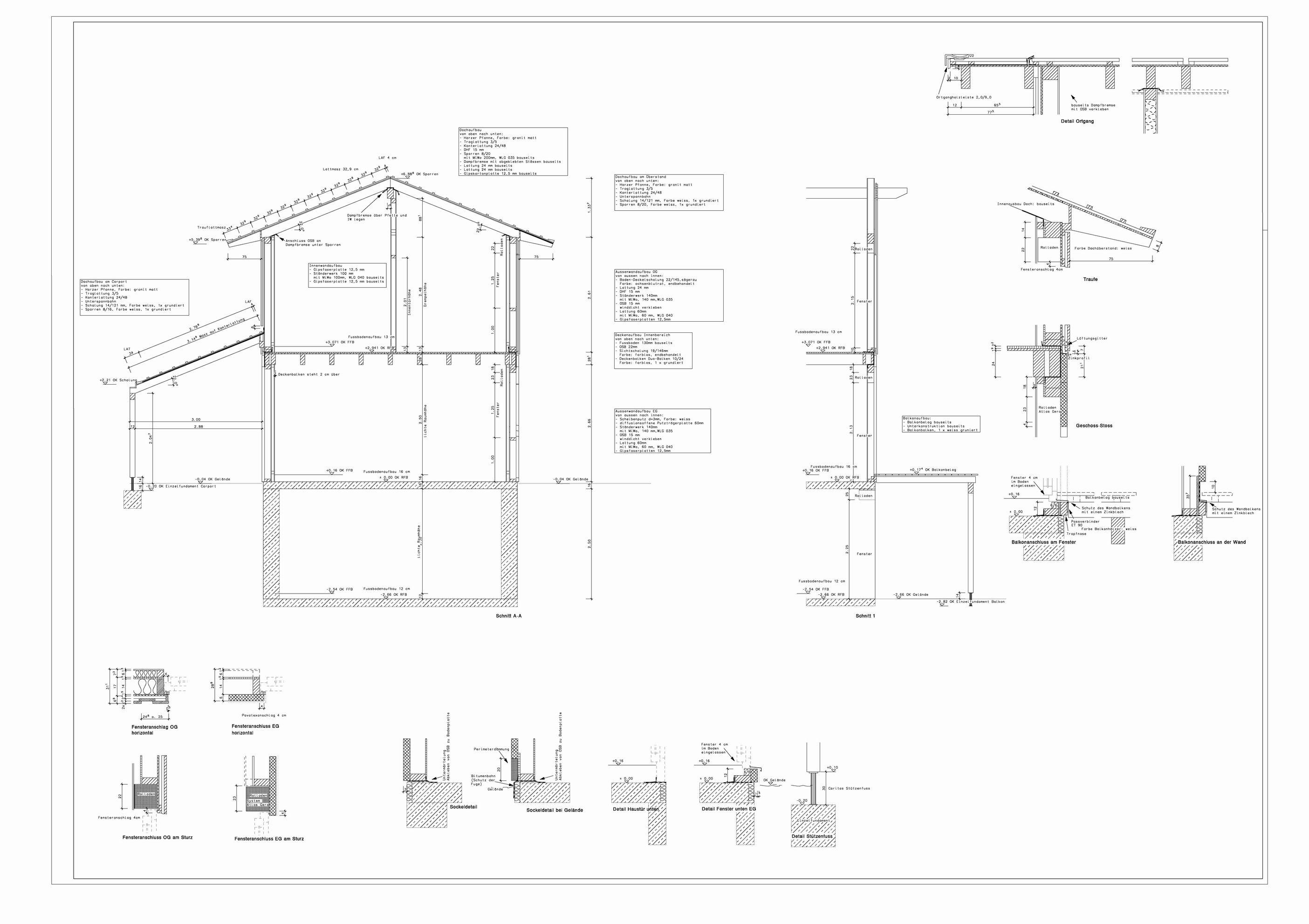 Holzrahmenbau details pdf  Leistungen